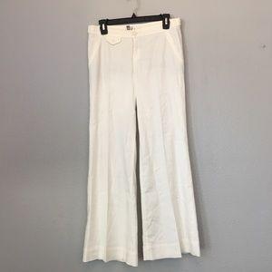 🔹Level 99 Wide Leg linen blend pants size 26